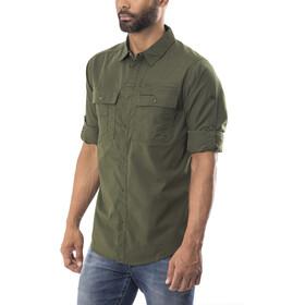 Craghoppers Adventure Trek Longsleeve Shirt Men Dark Khaki